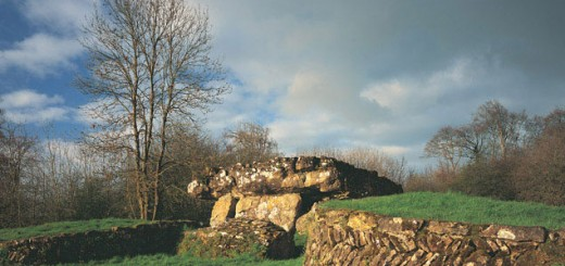 Tinkinswood Long Barrow. Image © Cadw, Welsh Government (Crown Copyright).