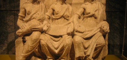 Matres (the Vertault relief), Vertillum (Vertault) in Gaul. Blogging Archaeology.