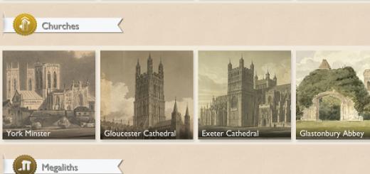 Arch Britain App - © ADS/BM.