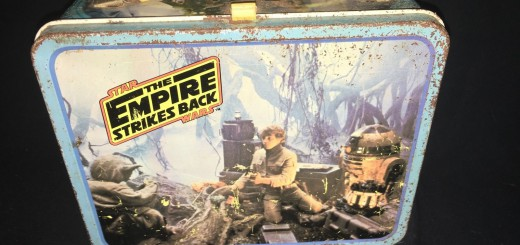 Empire Strikes Back Lunchbox (feat. Yoda)